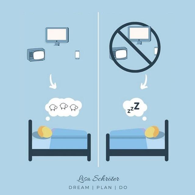 Mit der optimalen Abendroutine schläfst du besser und hast morgens mehr Energie